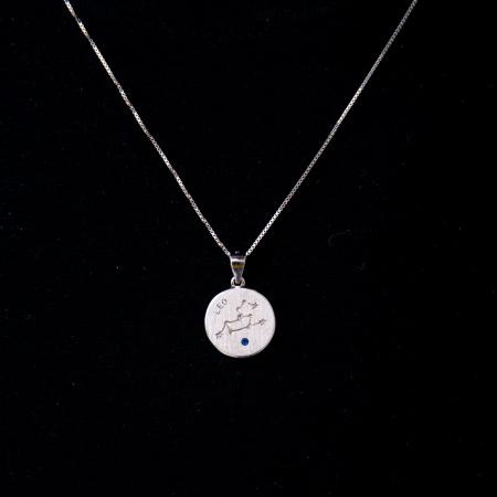 Colier Zodiac LEU / Leo - Argint 925 [0]