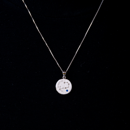 Colier Zodiac Scorpion / Scorpio - Argint 9250