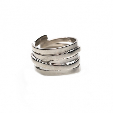 Inel TWISTED Argint 9251