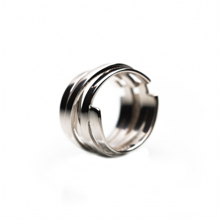 Inel TWISTED Argint 9252