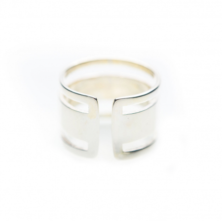 Inel Strips Argint 9252