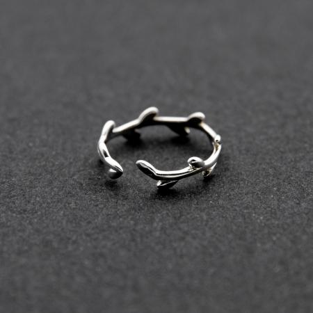 Inel LEAVES Argint 9251