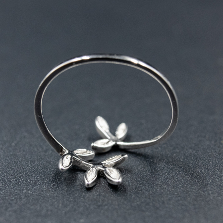 Inel LEAVES Argint 925 [2]