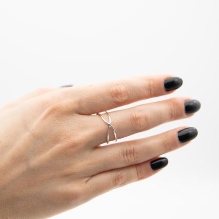 Inel DAZZLE - Argint 9250