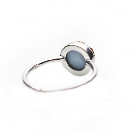 Inel Deep Blue Argint 9253