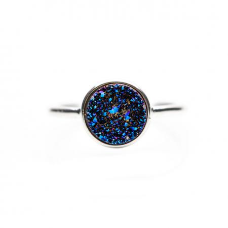 Inel Deep Blue Argint 9252