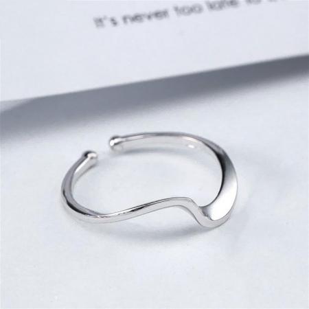 Inel MOBIUS - Argint 9250