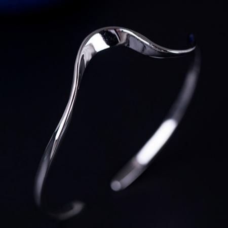 Inel MOBIUS - Argint 9253