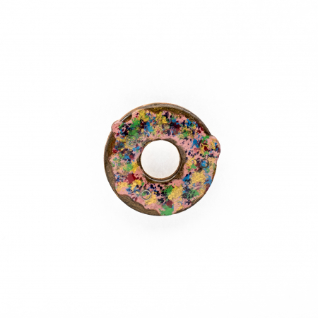 Brosa Lemn Donut0