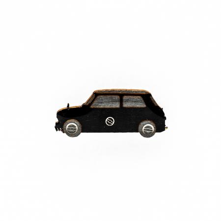 Brosa Lemn Mini Cooper Black0