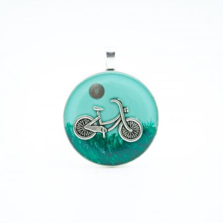Pandantiv Bicicleta Plimbareata0