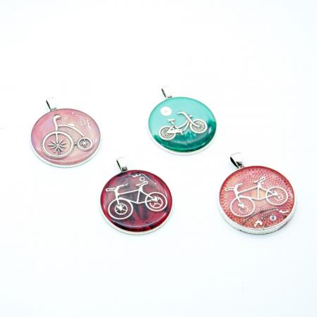 Pandantiv Bicicleta Plimbareata1