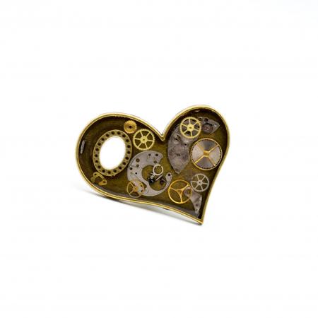 Pandantiv Heart Vintage0