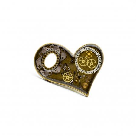 Pandantiv Heart Vintage v20