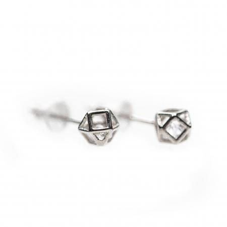 Set Cercei Sparkle Mood - Argint 9251