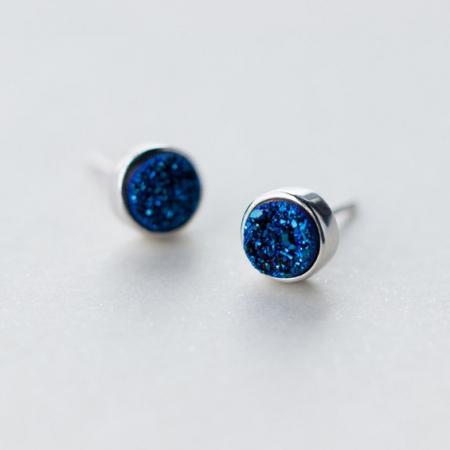 Set Cercei DEEP BLUE - Argint 9251