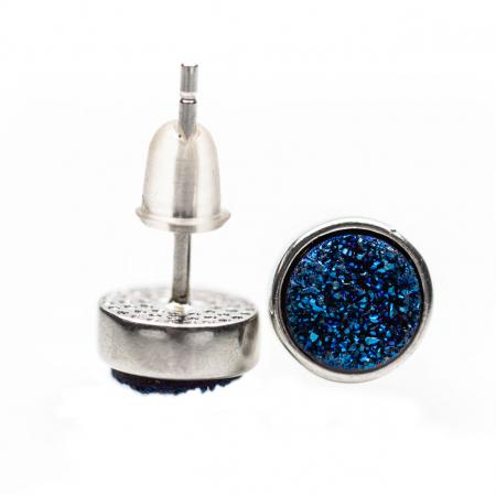 Set Cercei DEEP BLUE - Argint 9253