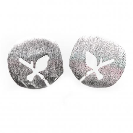 Set Cercei BIRDY Argint 9251