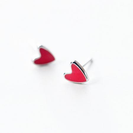 Set Cercei RED HEART Argint 9251