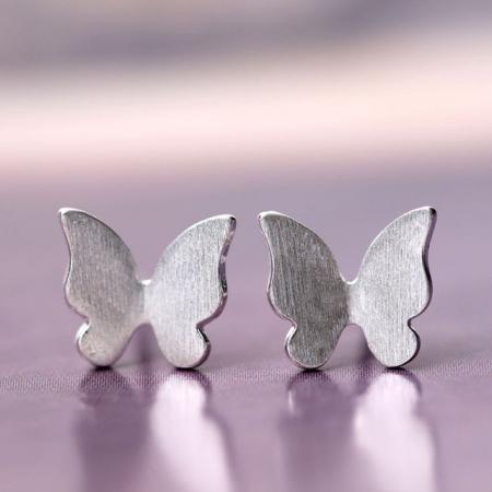Set Cercei ' Fly Fly Butterfly ' - Argint 9250