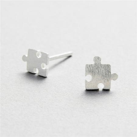 Set Cercei Puzzle - Argint 9251