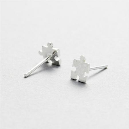 Set Cercei Puzzle - Argint 9252