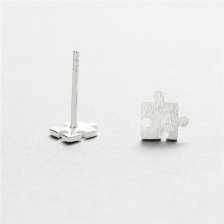 Set Cercei Puzzle - Argint 9253