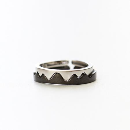 Set Inele HEARTBEAT FUSION - Argint 9254