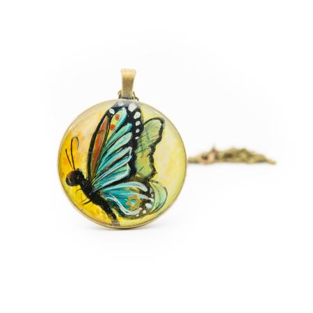 Set Bijuterii Special Butterfly2