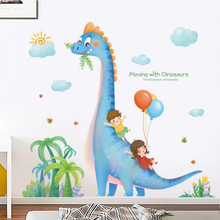 Sticker Dino si Prietenii - Colectia DecoArt Stickers [2]