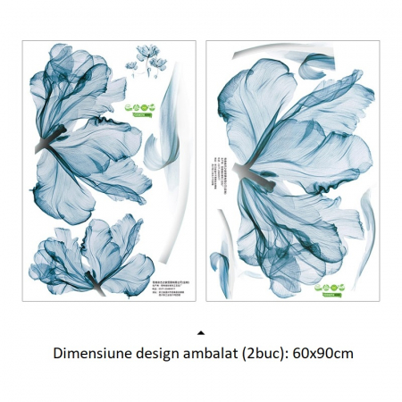 Sticker Bloom - Colectia DecoArt Stickers [4]