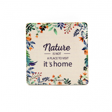 Suport pahar NATURE IT'S HOME0