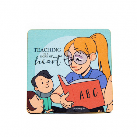 Suport pahar TEACHING [0]