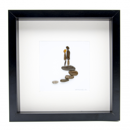 Tablou ' Me and You ' - Colectia Pebble Art0