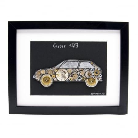 Tablou Oltcit 1983 - Colectia ART my Cars0