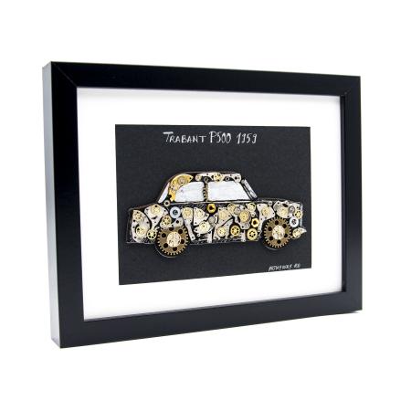 Tablou Trabant P500 1959 v21