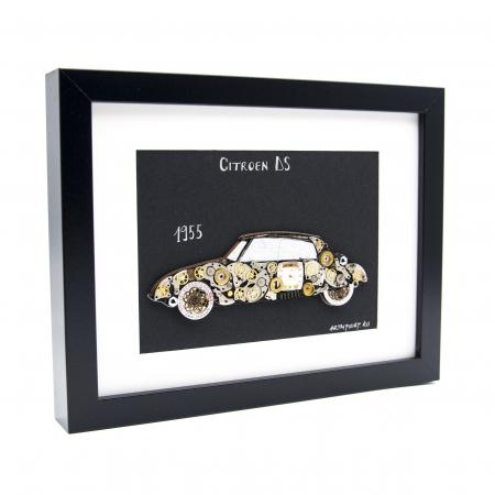 Tablou Citroen DS 1955 - Colectia ART my Cars1