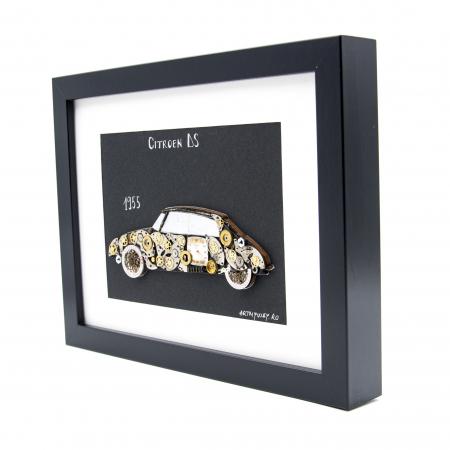 Tablou Citroen DS 1955 - Colectia ART my Cars2