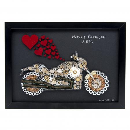Tablou Harley Davidson V-ROD0