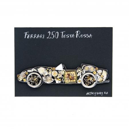 Tablou Ferrari 250 Testa Rossa - Colectia ART my Cars