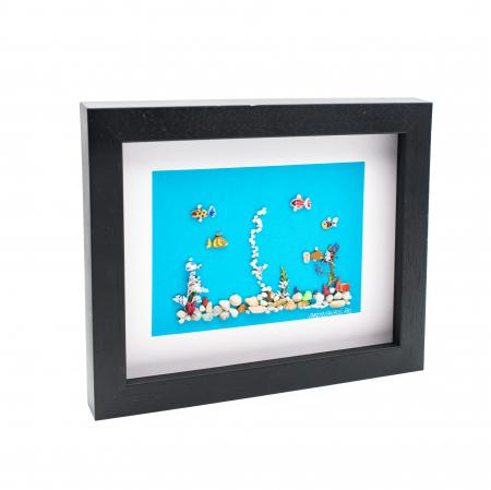 Tablou Aquarium - Colectia Pebble Art3