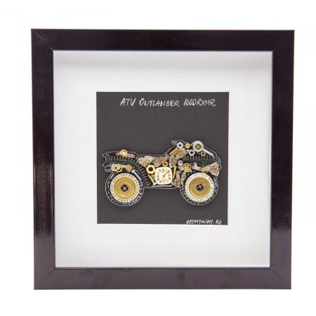 Tablou ATV OUTLANDER 1000RXMR - Colectia Born to Ride0