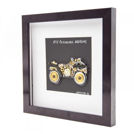Tablou ATV OUTLANDER 1000RXMR - Colectia Born to Ride2