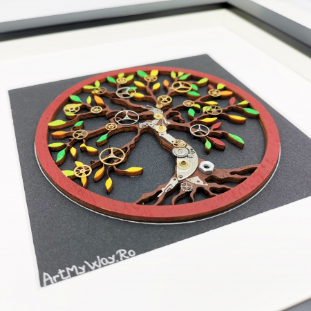 Tablou Tree of Life - Colectia SteamWall [1]