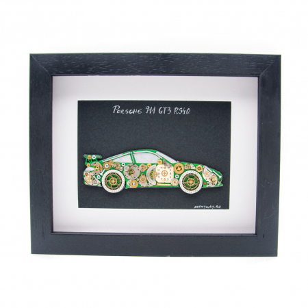Tablou PORSCHE 911 GT3 RS40 - Colectia ART my Cars0