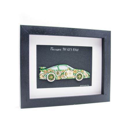 Tablou PORSCHE 911 GT3 RS40 - Colectia ART my Cars2