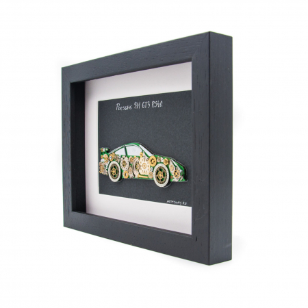 Tablou PORSCHE 911 GT3 RS40 - Colectia ART my Cars1