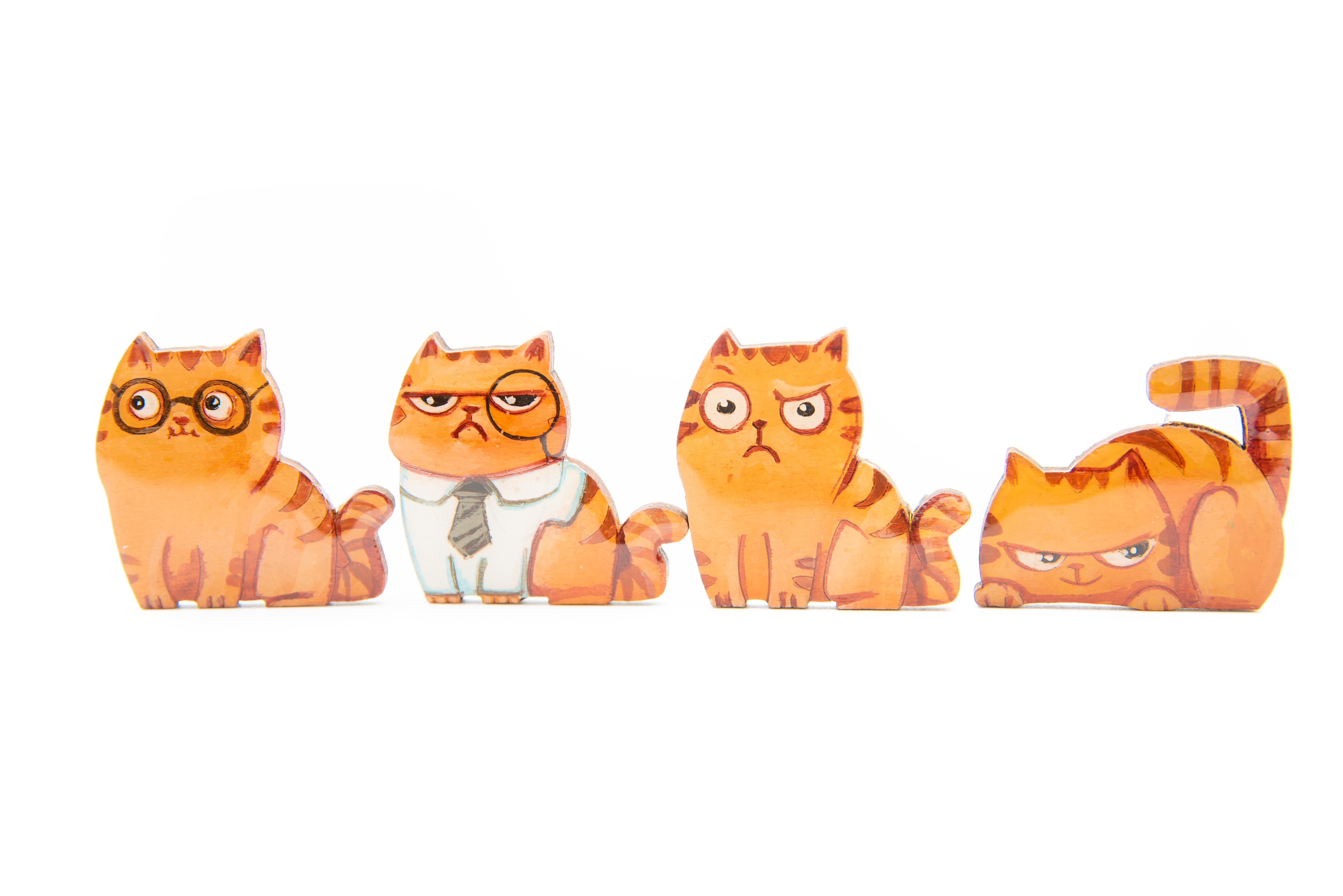 Brosa ALFIE - the CAT 1