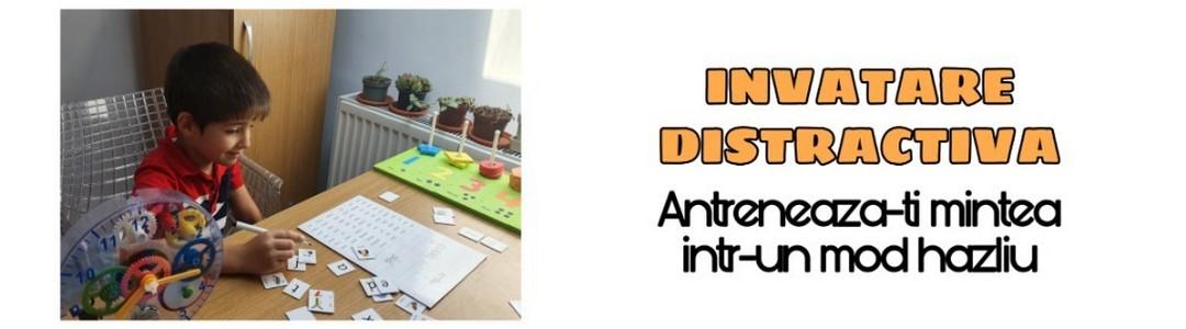 Invatare Distractiva