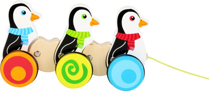 Jucarie de tras - Pinguinii [0]